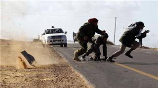 Libya arrests 61 militants involved in airport attack