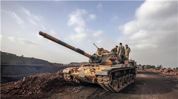 Turkey launches new operation to oust Kurdish militia from Syria's Afrin