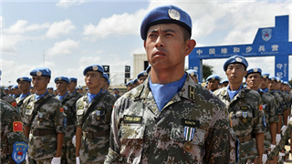 Canadian ambassador to South Sudan hails Chinese peacekeepers
