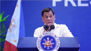 Duterte: China military buildup in SCS not meant for PH