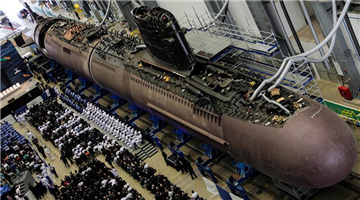 Riachuelo Class submarine enters final assembly phase in Brazil