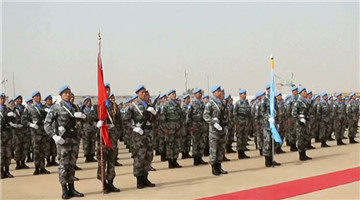 China grows presence of UN peacekeeping missions abroad