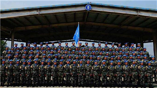 Chinese peacekeeping helicopters complete UNAMID peacekeepers transport task