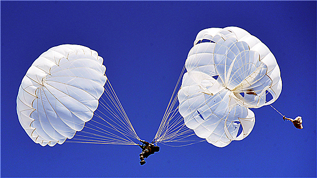Paratroopers complete airborne operations