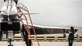 Air Force female pilot cadets fly advanced trainer aircraft before graduation
