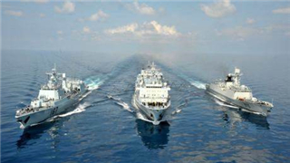 PLA fleet continues escort missions in Gulf of Aden, Somalia
