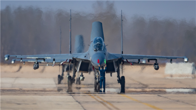 PLA Air Force starts annual penetration and assault competition assessment