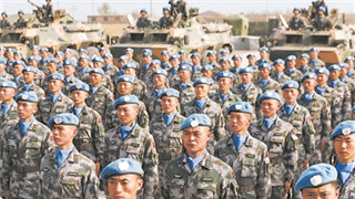 China to send 395 peacekeepers to Mali