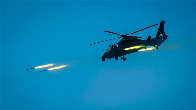PLA holds live-fire exercise on southeast coast