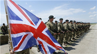Britain's military faces staffing crisis