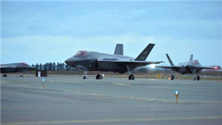 U.S. F-35 fighter makes emergency landing in Japan