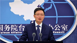 Military exercises clear warning against 'Taiwan independence': spokesperson