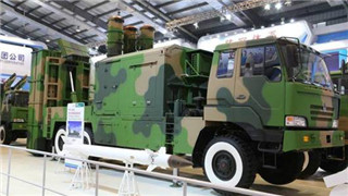 Chinese military equipment to be exhibited in Kazakhstan