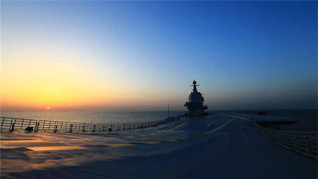 China's second aircraft carrier concludes first sea trials