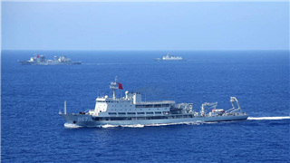Chinese FM criticizes disinvitation from U.S. military drill