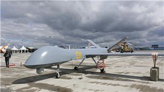 Chinese military equipment exhibited in Kazakhstan