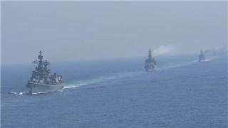 India-Vietnam naval exercises a futile attempt to flex muscle