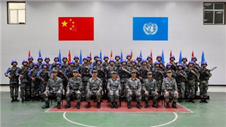 Chinese troops head to Mongolia for