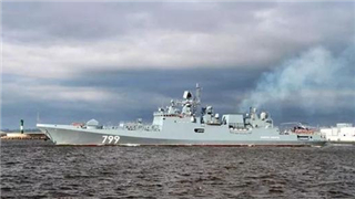 70 to 100 Russian warships permanently stationed in world's oceans