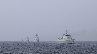 Ten-year escort operations in Gulf of Aden reflect rise of Chinese Navy