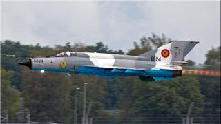 Indian Air Force pilot killed in MiG-21 fighter jet crash
