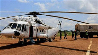 China sets up its 2nd peacekeeping helicopter detachment to Sudan