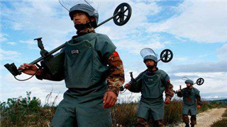 Chinese peacekeepers in Lebanon share demining expertise with UNIFIL troops