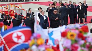 UN chief welcomes outcome of inter-Korean summit