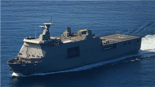 Philippine navy ship to make port visit to Russia