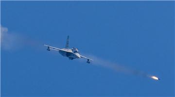 Naval Aviation University conducts flight training course
