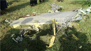 3 killed in military jet fighters crash in central Myanmar