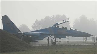 Ukrainian air force confirms U.S. soldier killed in Su-27 crash