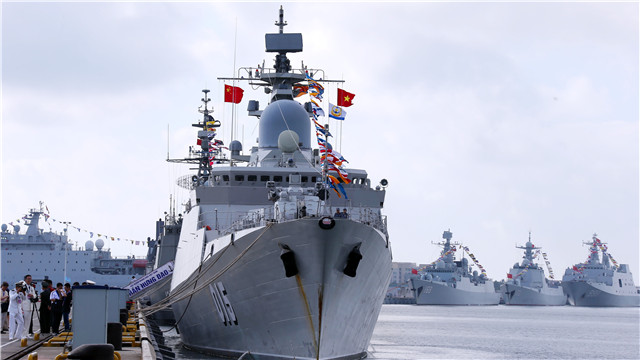 China, ASEAN launch joint maritime exercise