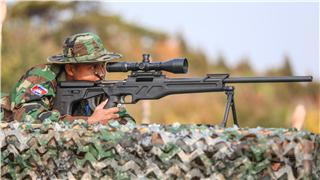 Feature: Worldwide elite snipers enhance friendships, sharpen combat experiences