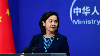 China expresses concern to U.S. over warship passage through Taiwan Strait
