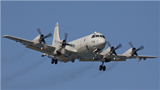 Russia's fighter jet intercepts U.S. aircraft over Black Sea
