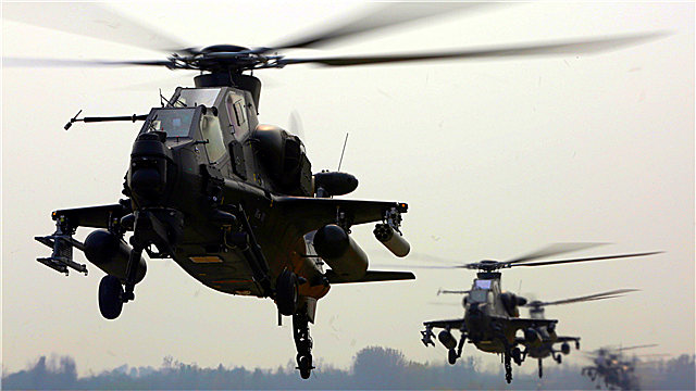 Army aviation brigade conducts tactical training