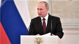 Putin expects dialogue to continue on situation around NATO military drills