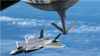 J-20 now capable of aerial refueling