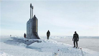 The Arctic sees escalating militarization