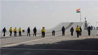 Indian Navy expansion is intended to govern two oceans