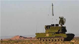 Syrian air defenses intercept Israeli missiles targeting Damascus: army