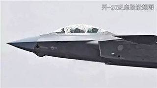 J-20 variant may be world's first two-seat stealth fighter jet: report