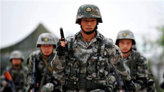 Happy Chinese New Year: To the soldiers who can't go home