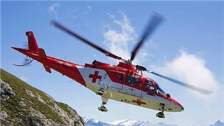 PLA Air Force signs helicopter medical rescue cooperation agreement with civilian company