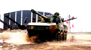 Infantry combat vehicles in driving skills training