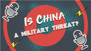 Is China a military threat?