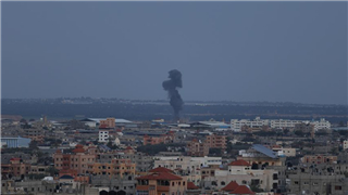 Israeli warplanes strike Gaza in response to rocket attack