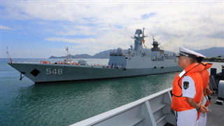 Djibouti: Chinese military's first overseas support base