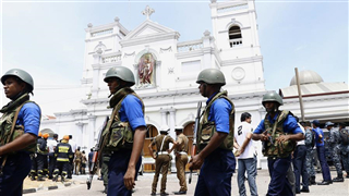 Death toll jumps to 310 in Sri Lankan multiple bombings